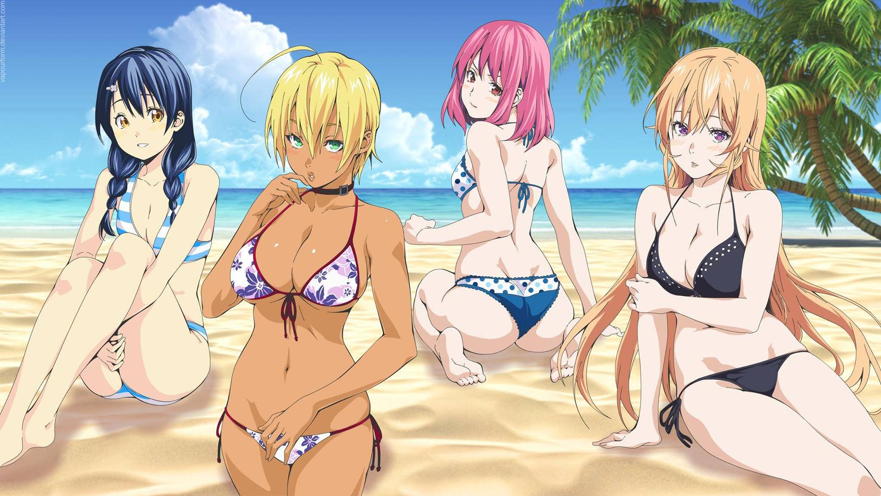 Shokugeki no Soma Chapter 184.3  Online Free Manga Read Image 2