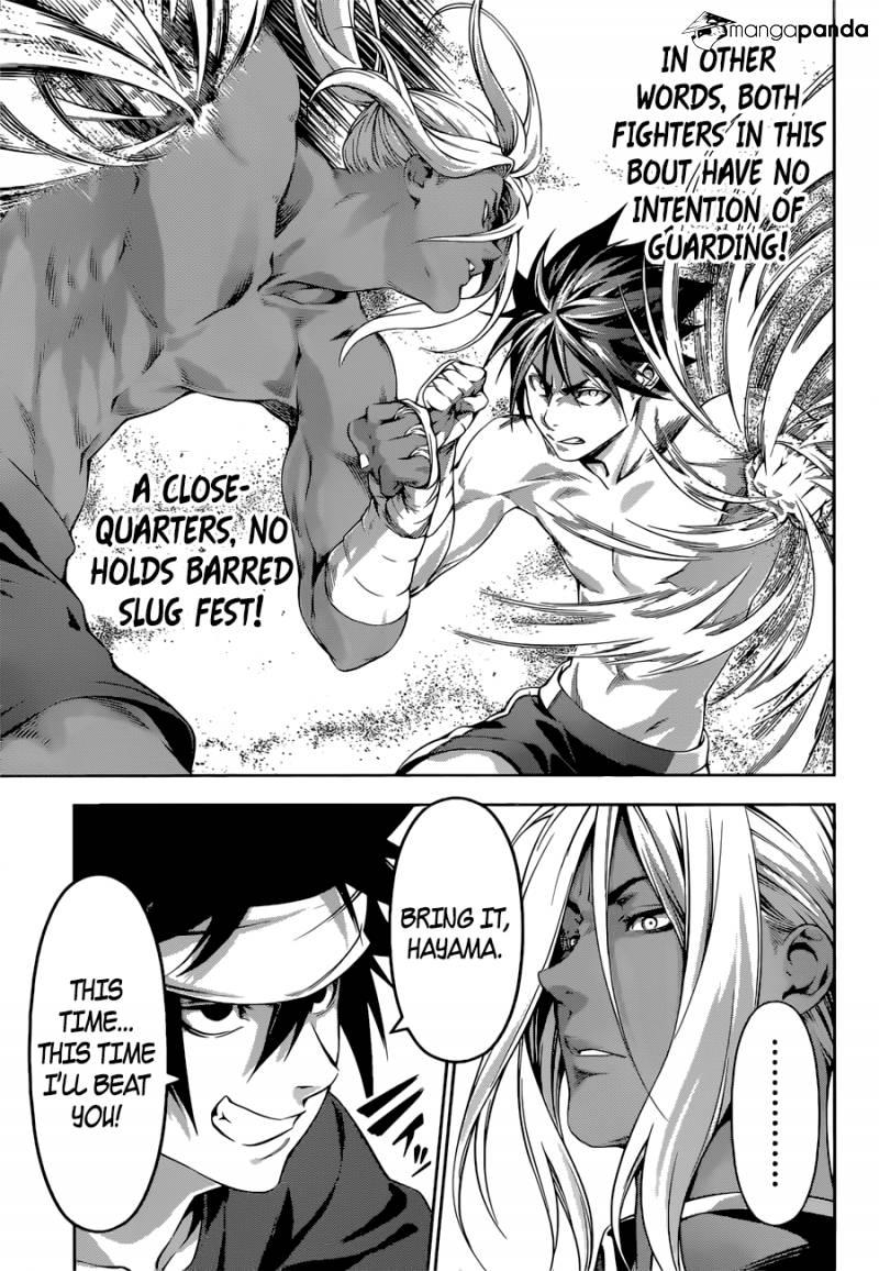 Shokugeki no Soma Chapter 185  Online Free Manga Read Image 19