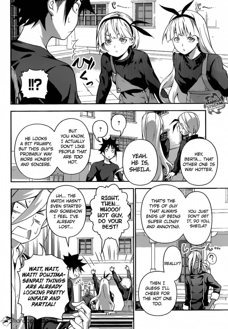 Shokugeki no Soma Chapter 185  Online Free Manga Read Image 6