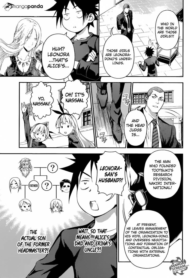 Shokugeki no Soma Chapter 185  Online Free Manga Read Image 7