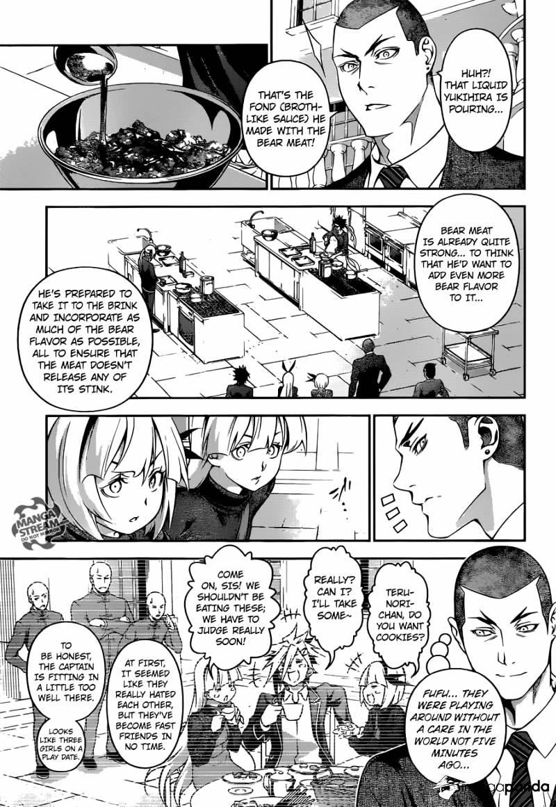 Shokugeki no Soma Chapter 186  Online Free Manga Read Image 4