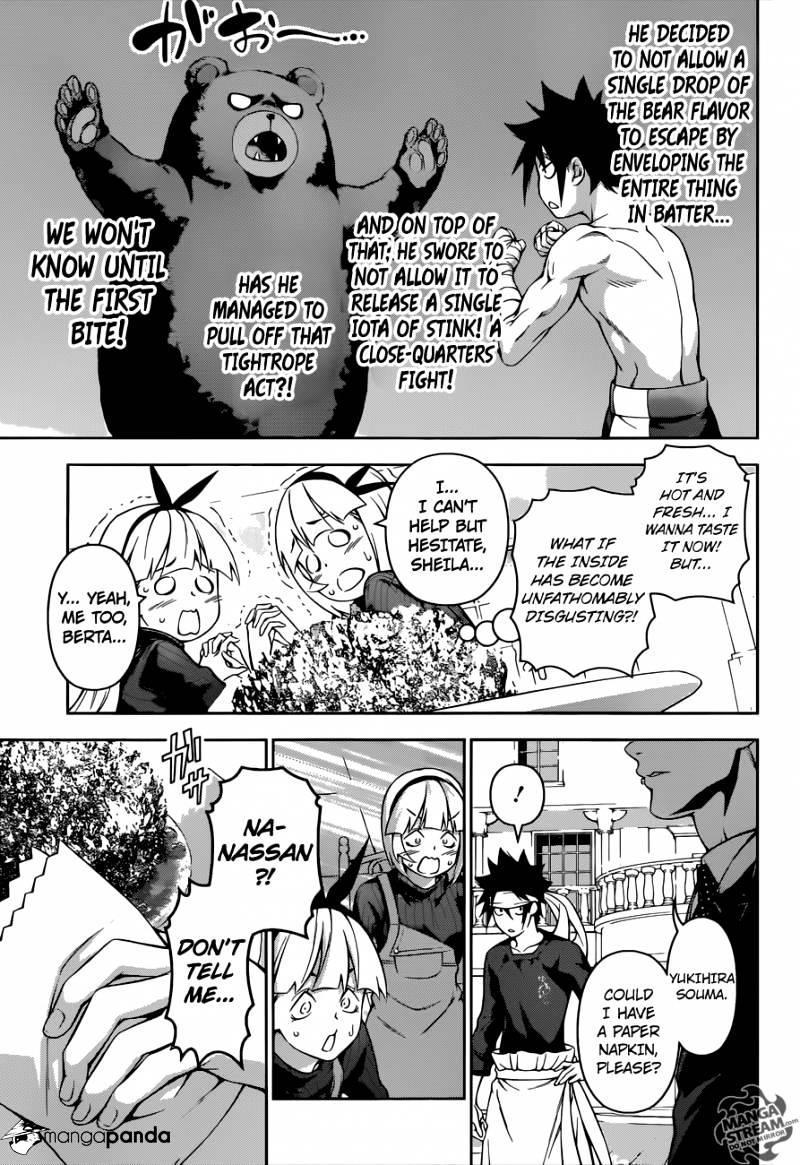 Shokugeki no Soma Chapter 187  Online Free Manga Read Image 6