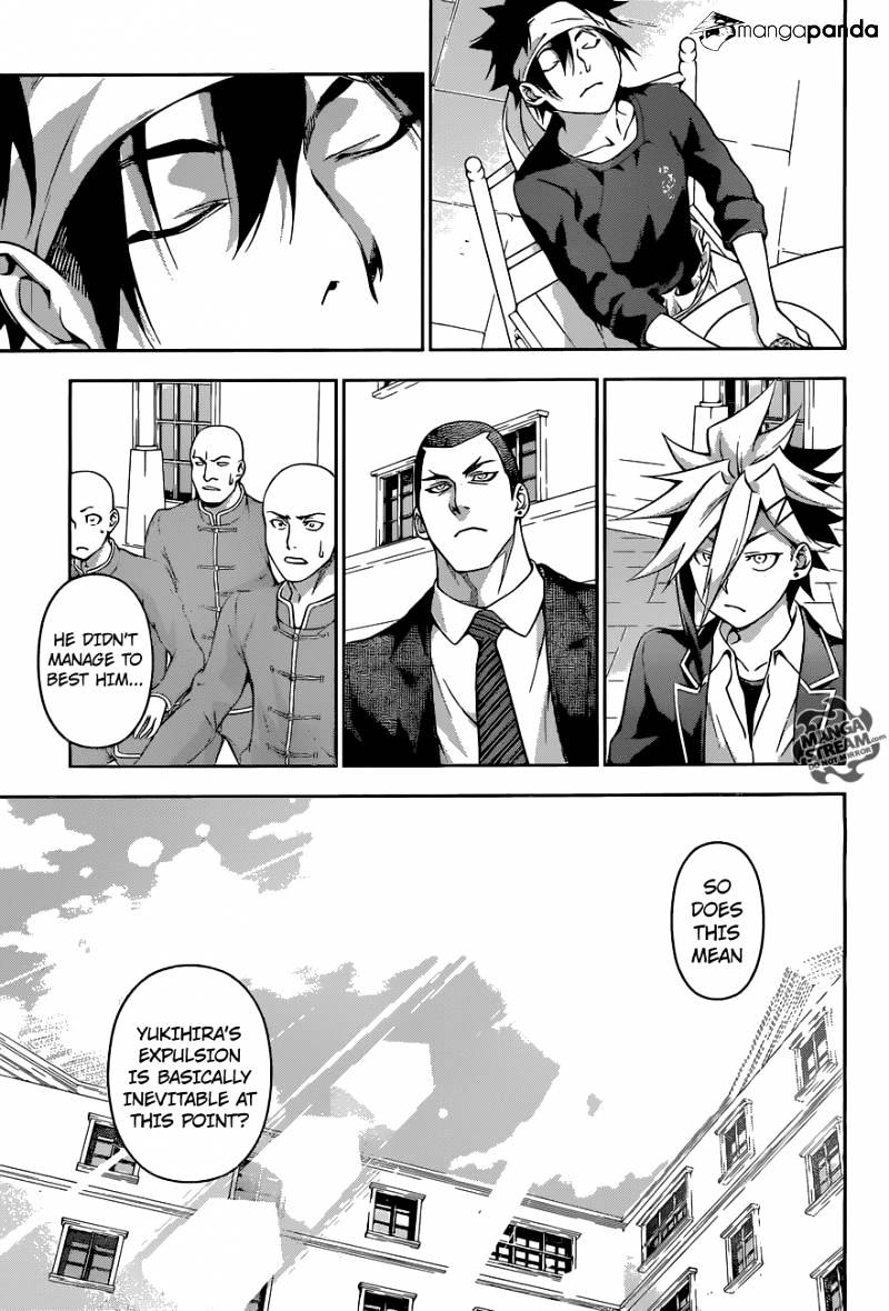 Shokugeki no Soma Chapter 188  Online Free Manga Read Image 17