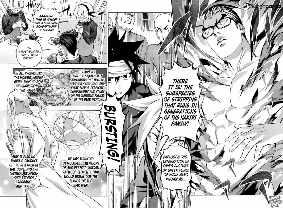 Shokugeki no Soma Chapter 189  Online Free Manga Read Image 4