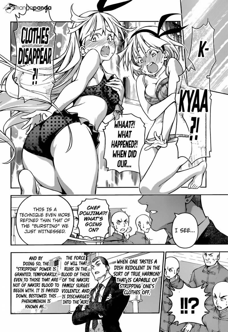 Shokugeki no Soma Chapter 189  Online Free Manga Read Image 9