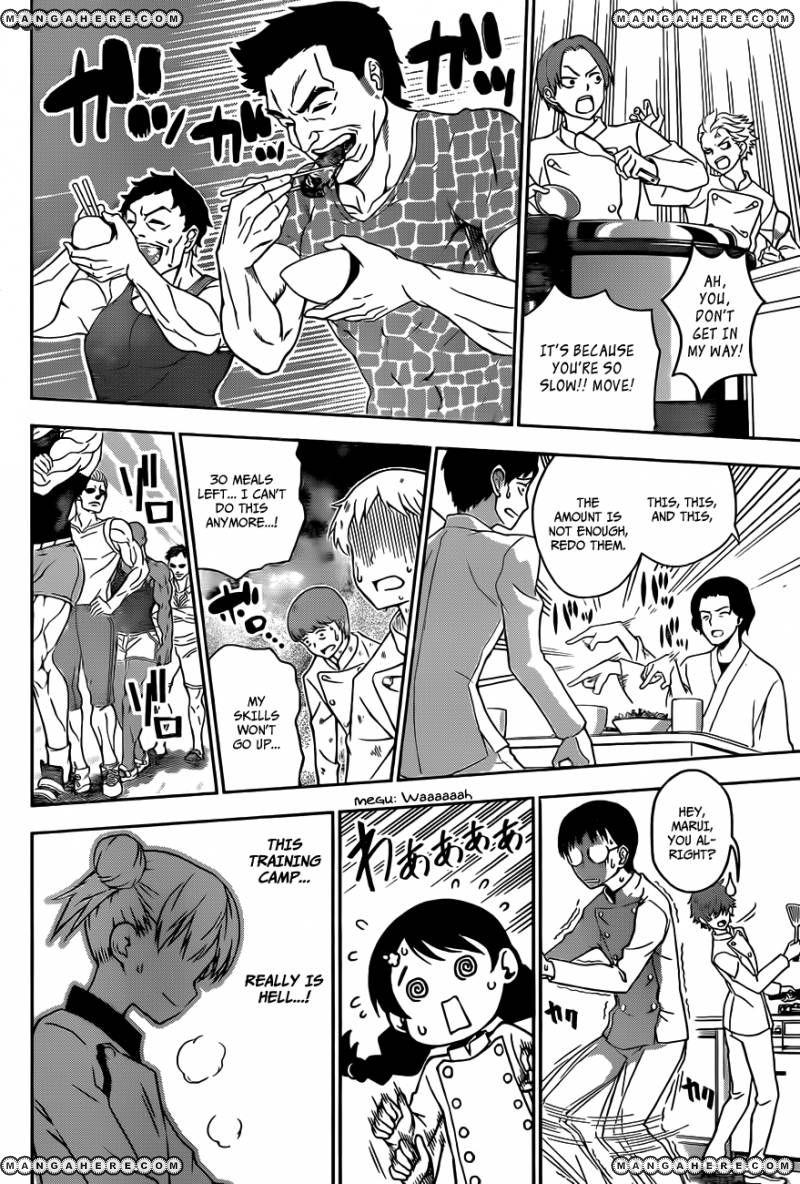 Shokugeki no Soma Chapter 19  Online Free Manga Read Image 17