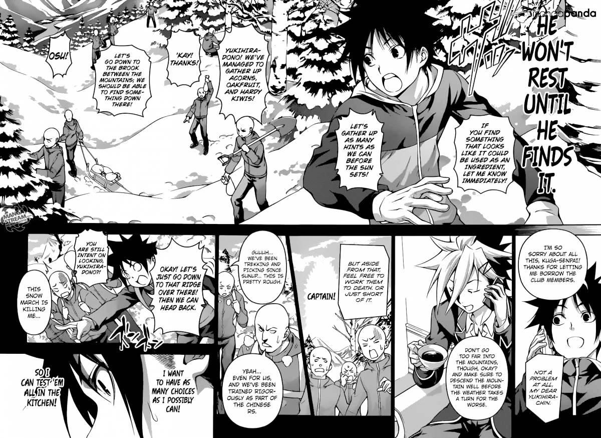 Shokugeki no Soma Chapter 190  Online Free Manga Read Image 10