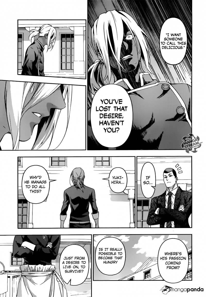 Shokugeki no Soma Chapter 190  Online Free Manga Read Image 16