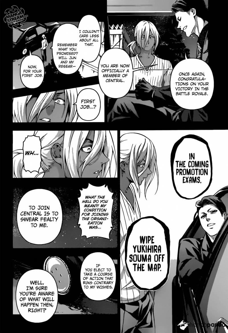 Shokugeki no Soma Chapter 190  Online Free Manga Read Image 4