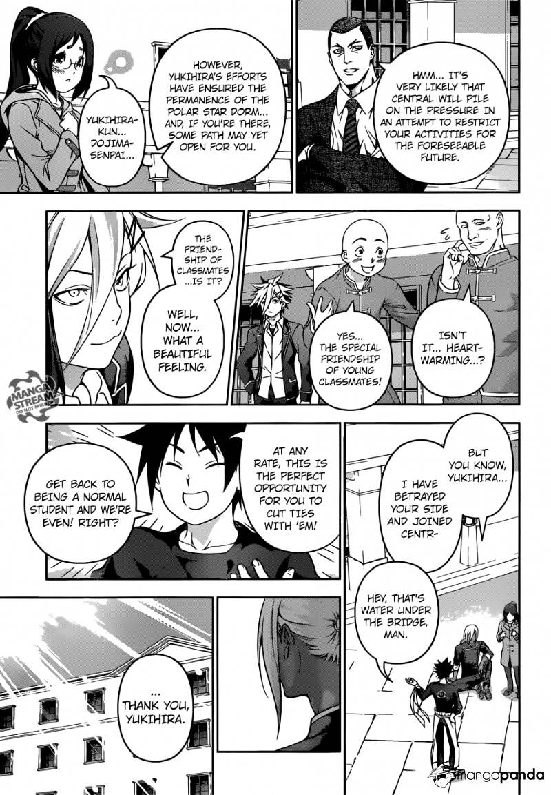 Shokugeki no Soma Chapter 191  Online Free Manga Read Image 18