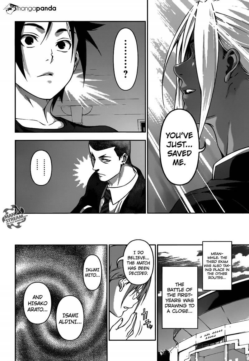 Shokugeki no Soma Chapter 191  Online Free Manga Read Image 19