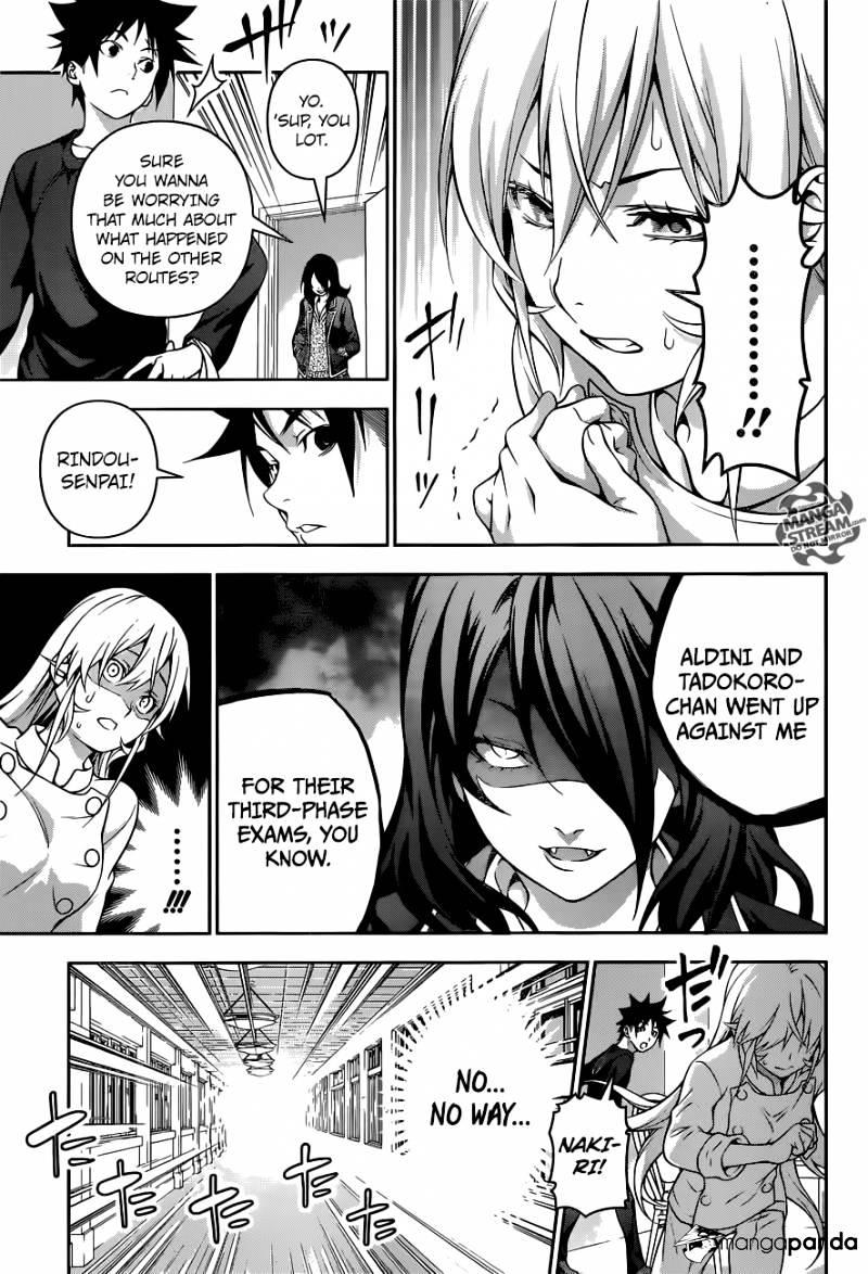 Shokugeki no Soma Chapter 192  Online Free Manga Read Image 10
