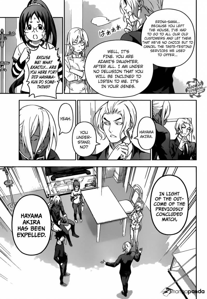 Shokugeki no Soma Chapter 192  Online Free Manga Read Image 5
