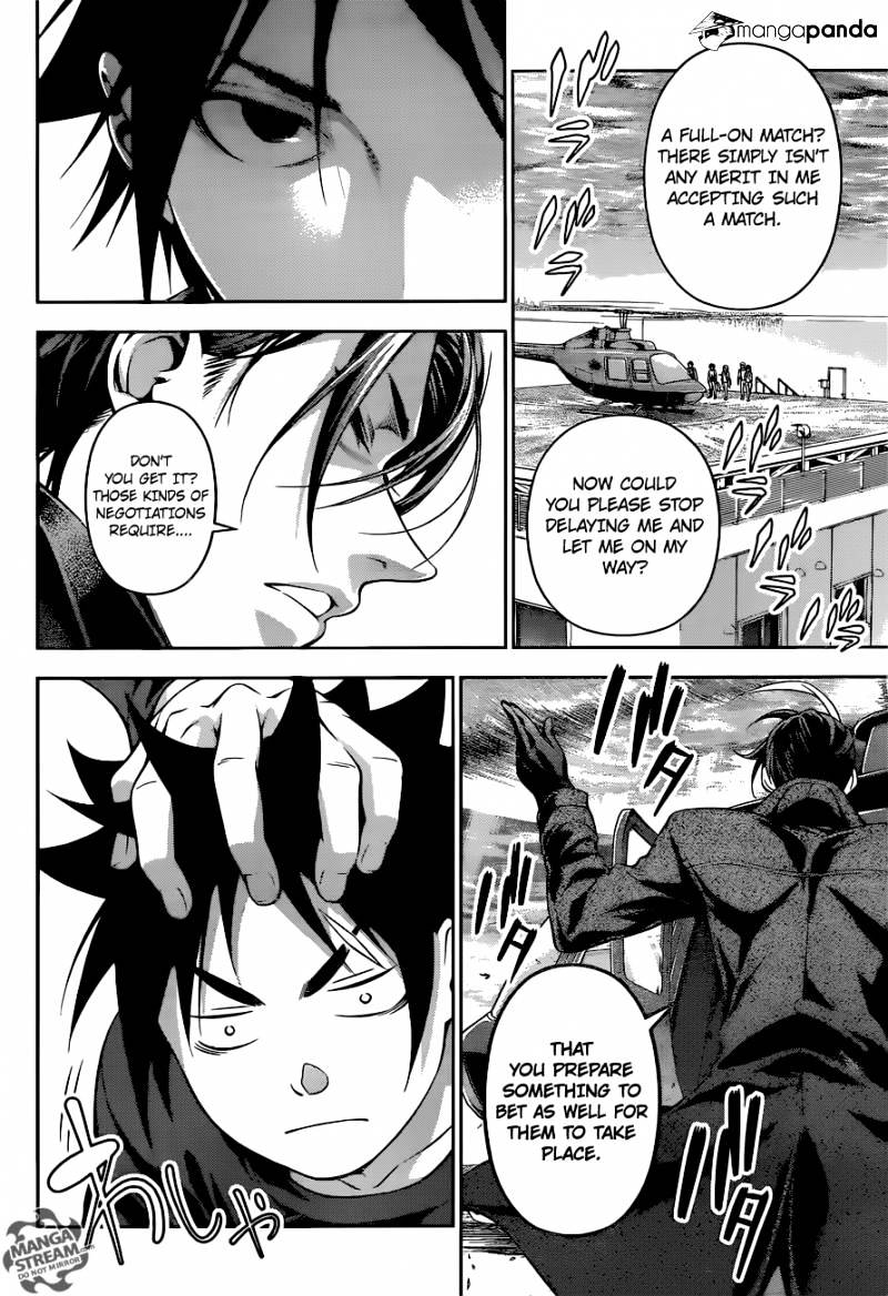 Shokugeki no Soma Chapter 193  Online Free Manga Read Image 14