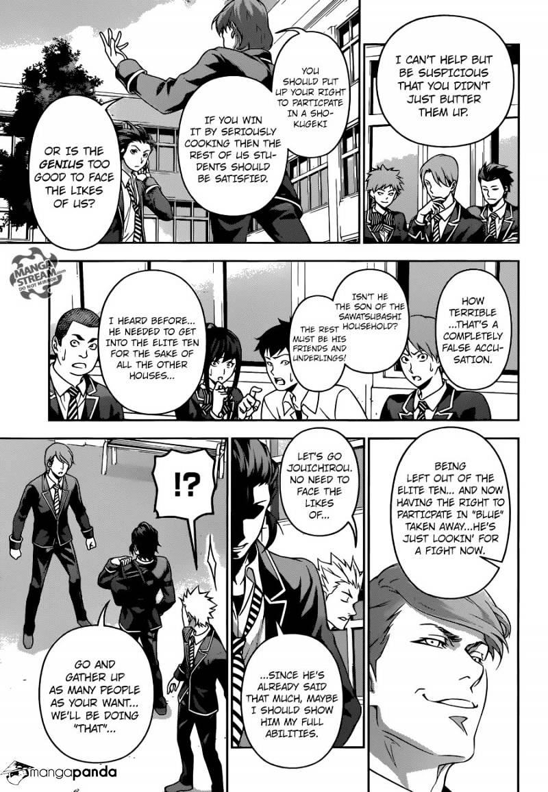 Shokugeki no Soma Chapter 196  Online Free Manga Read Image 10