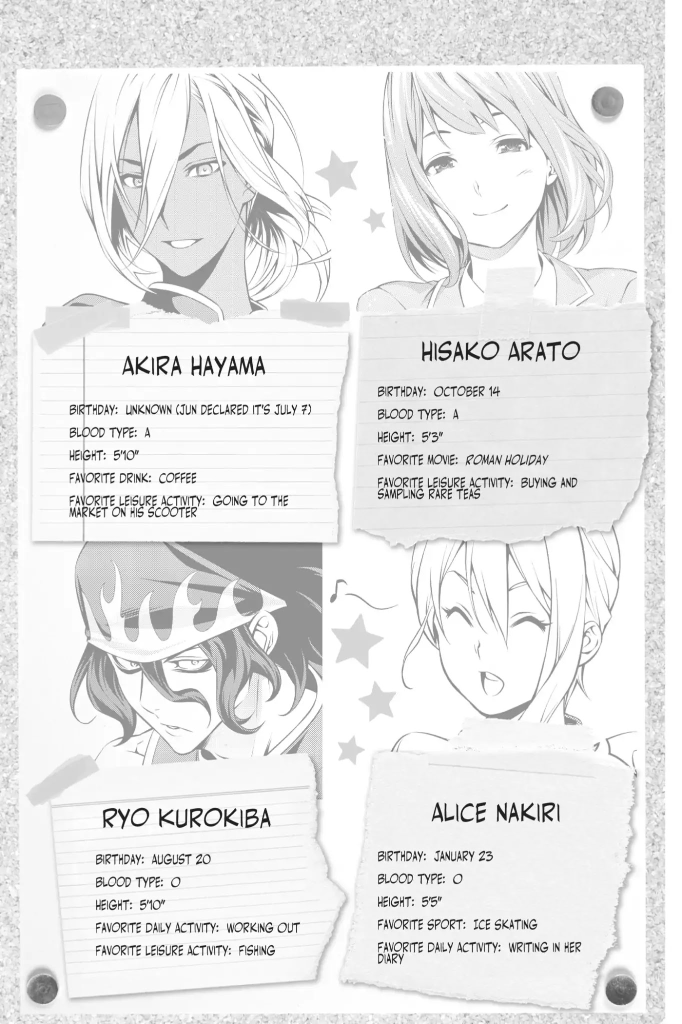 Shokugeki no Soma Chapter 199.1  Online Free Manga Read Image 11