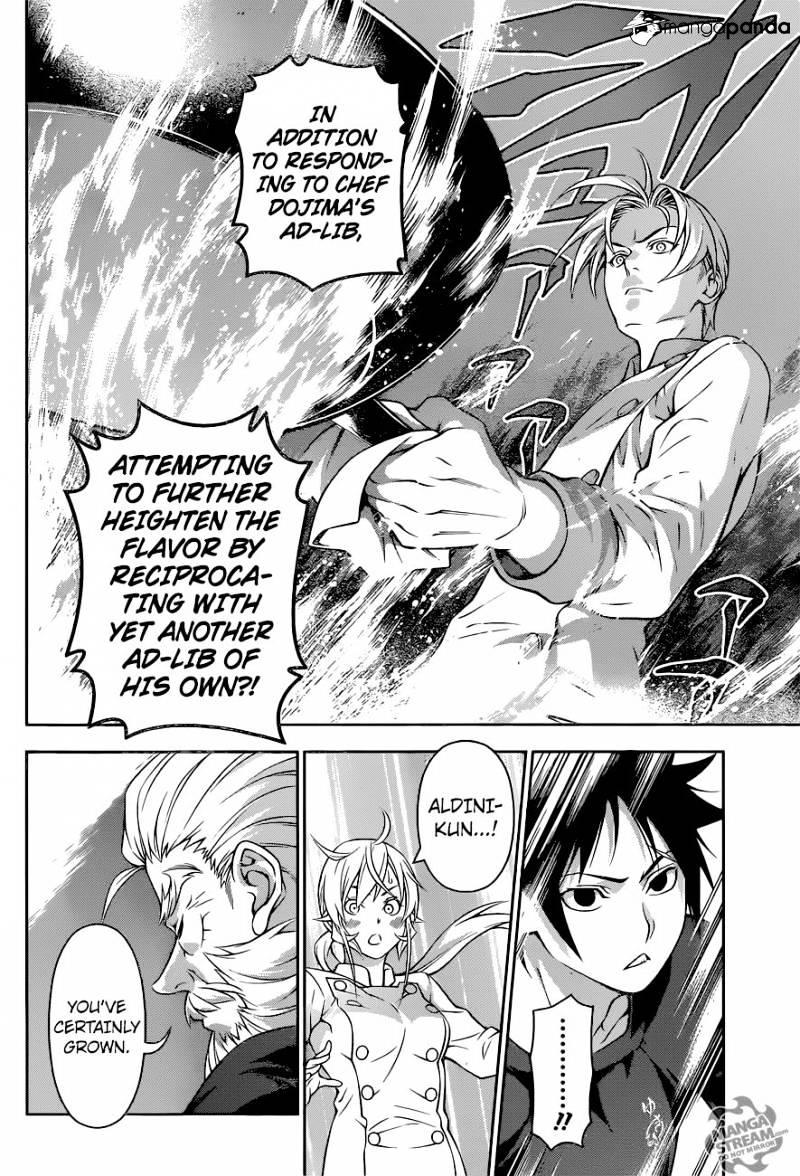Shokugeki no Soma Chapter 201  Online Free Manga Read Image 16