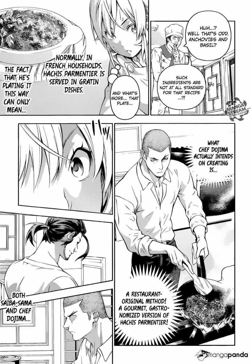 Shokugeki no Soma Chapter 201  Online Free Manga Read Image 7