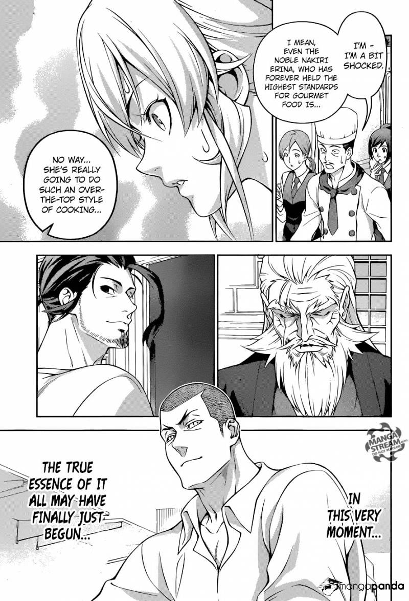 Shokugeki no Soma Chapter 202  Online Free Manga Read Image 14