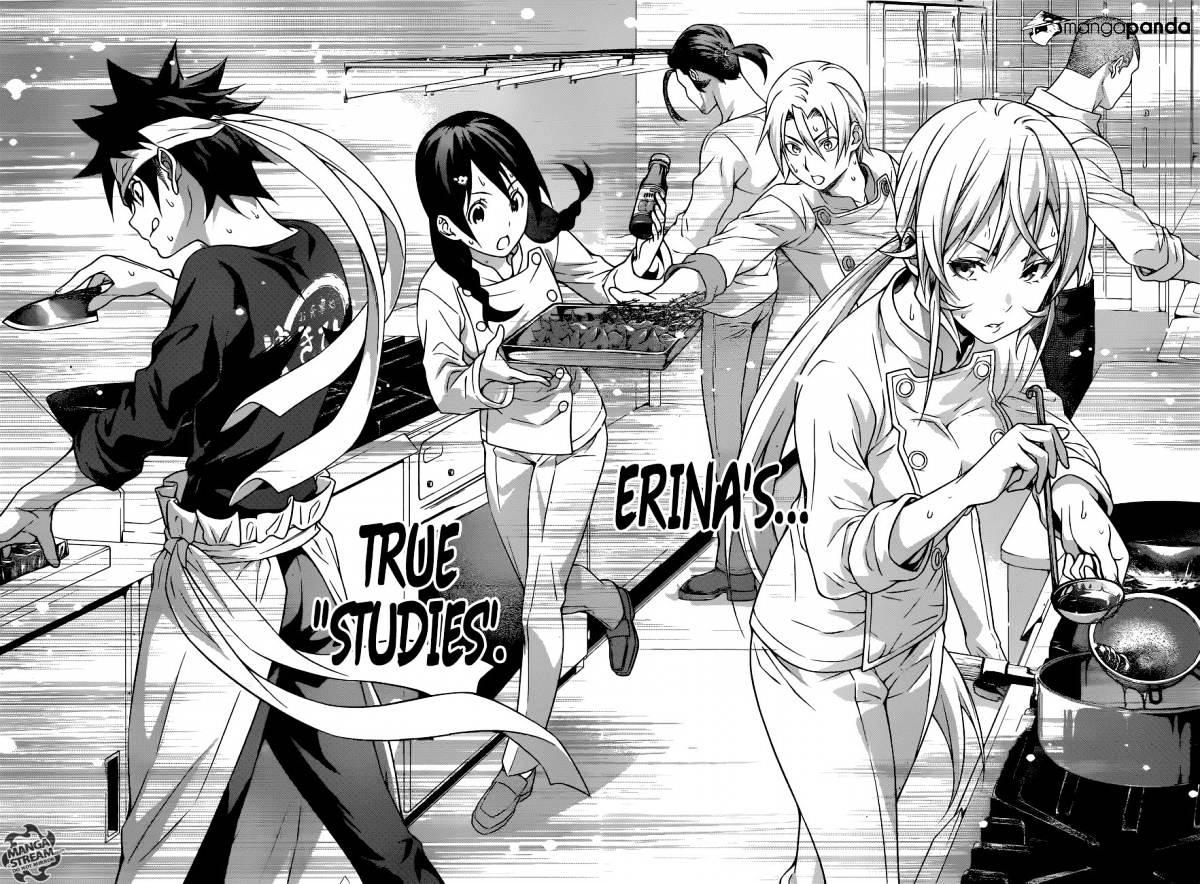 Shokugeki no Soma Chapter 202  Online Free Manga Read Image 15
