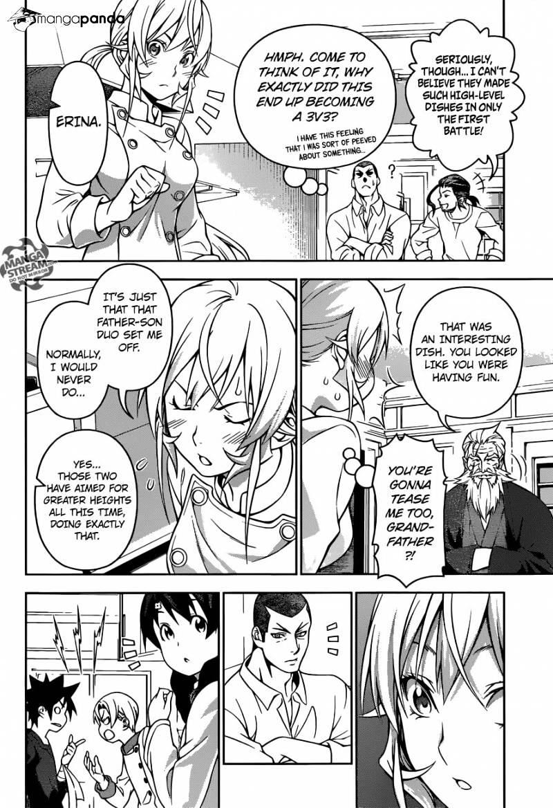 Shokugeki no Soma Chapter 203  Online Free Manga Read Image 16