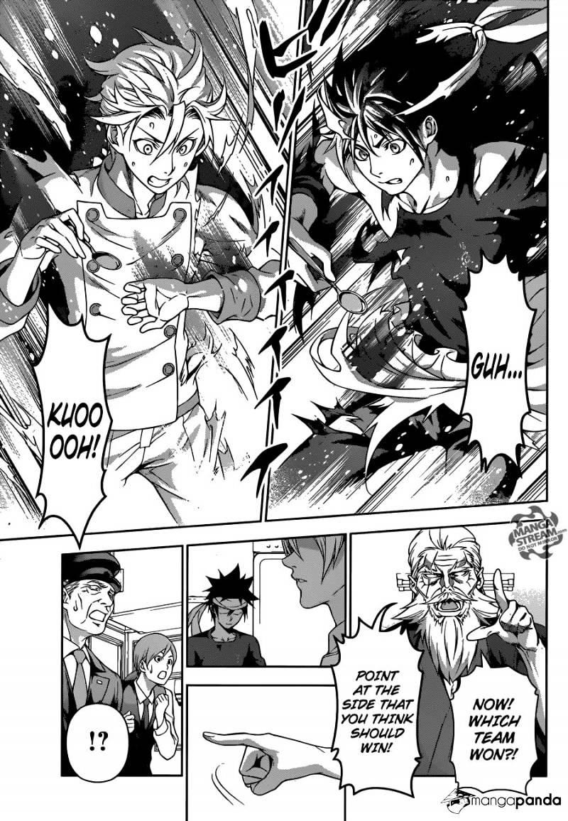 Shokugeki no Soma Chapter 203  Online Free Manga Read Image 7
