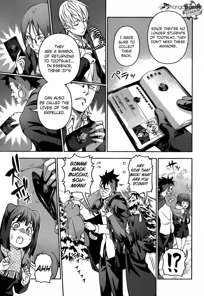 Shokugeki no Soma Chapter 204  Online Free Manga Read Image 10
