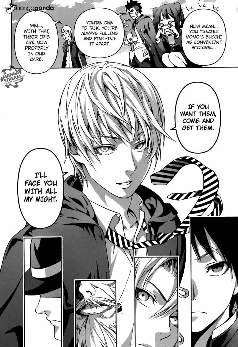 Shokugeki no Soma Chapter 204  Online Free Manga Read Image 11