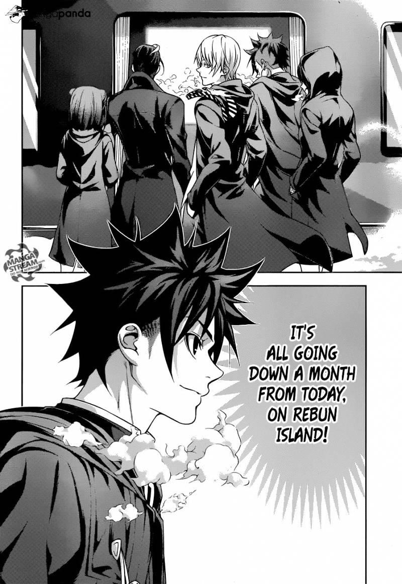 Shokugeki no Soma Chapter 205  Online Free Manga Read Image 2