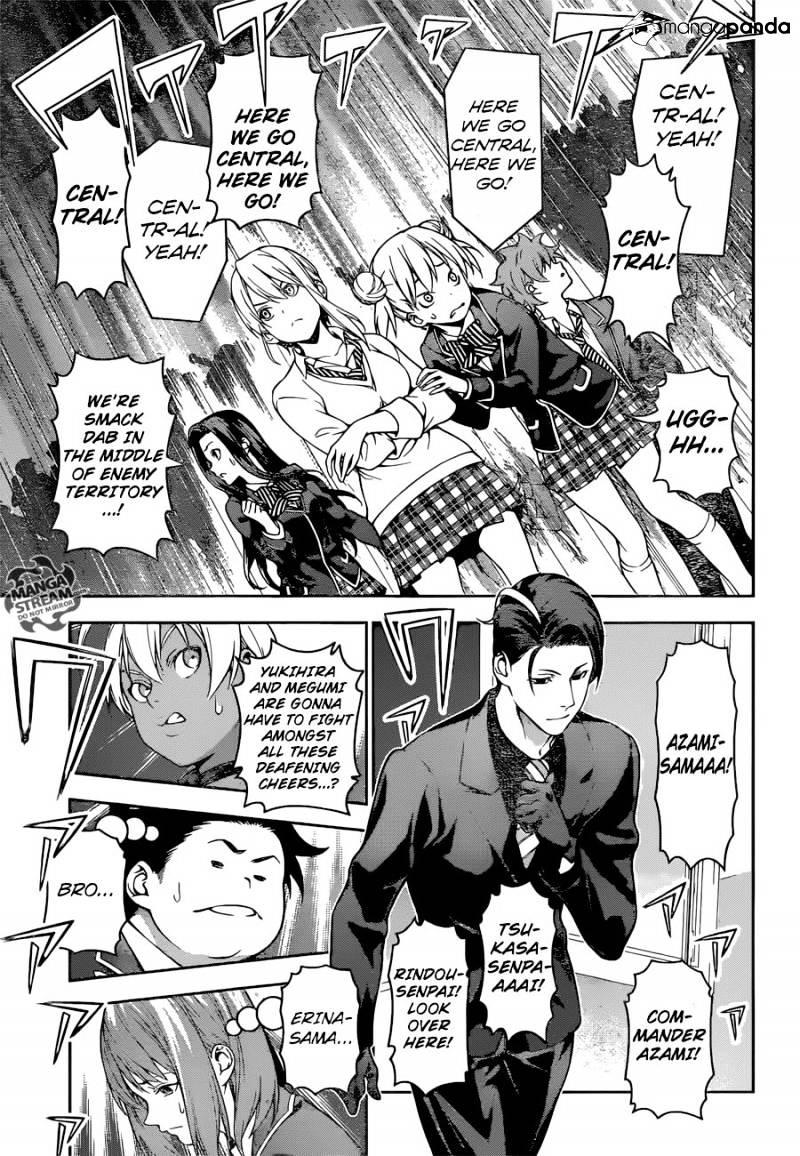Shokugeki no Soma Chapter 206  Online Free Manga Read Image 10