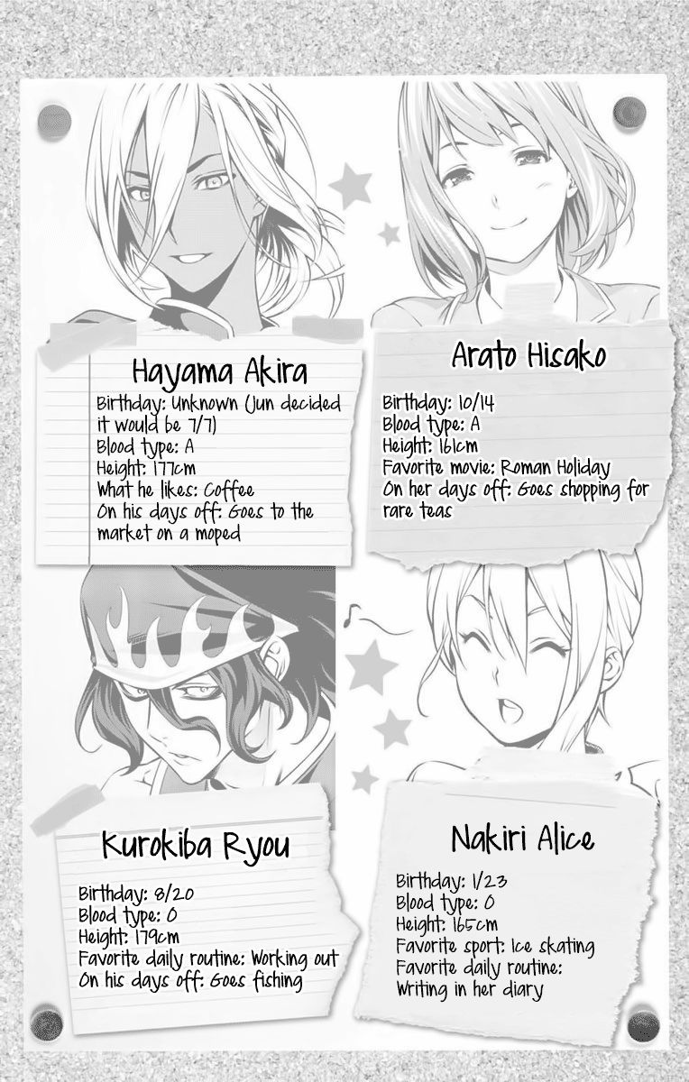 Shokugeki no Soma Chapter 207.1  Online Free Manga Read Image 15