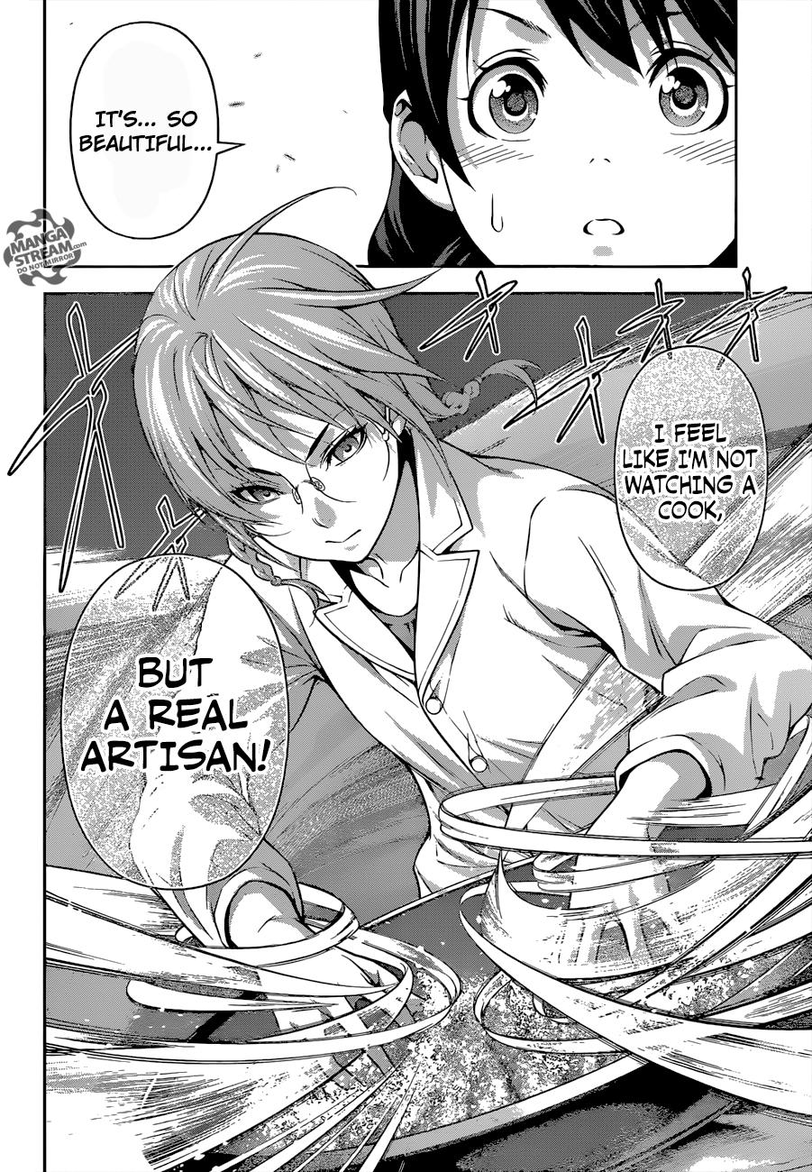 Shokugeki no Soma Chapter 207  Online Free Manga Read Image 17