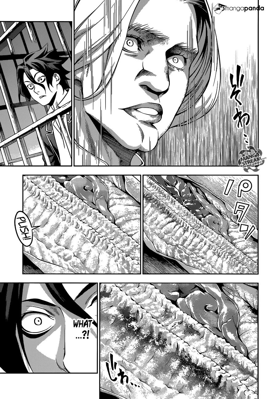 Shokugeki no Soma Chapter 209  Online Free Manga Read Image 17