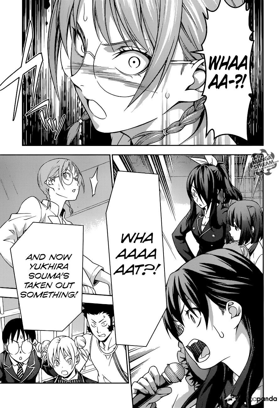 Shokugeki no Soma Chapter 210  Online Free Manga Read Image 16