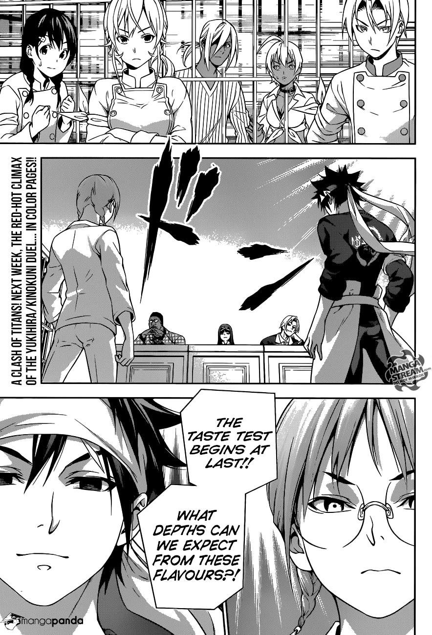 Shokugeki no Soma Chapter 211  Online Free Manga Read Image 20