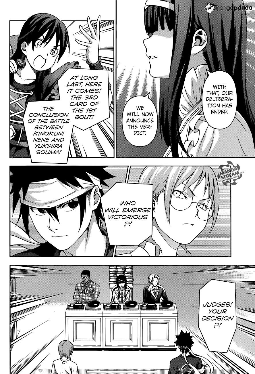 Shokugeki no Soma Chapter 213  Online Free Manga Read Image 18