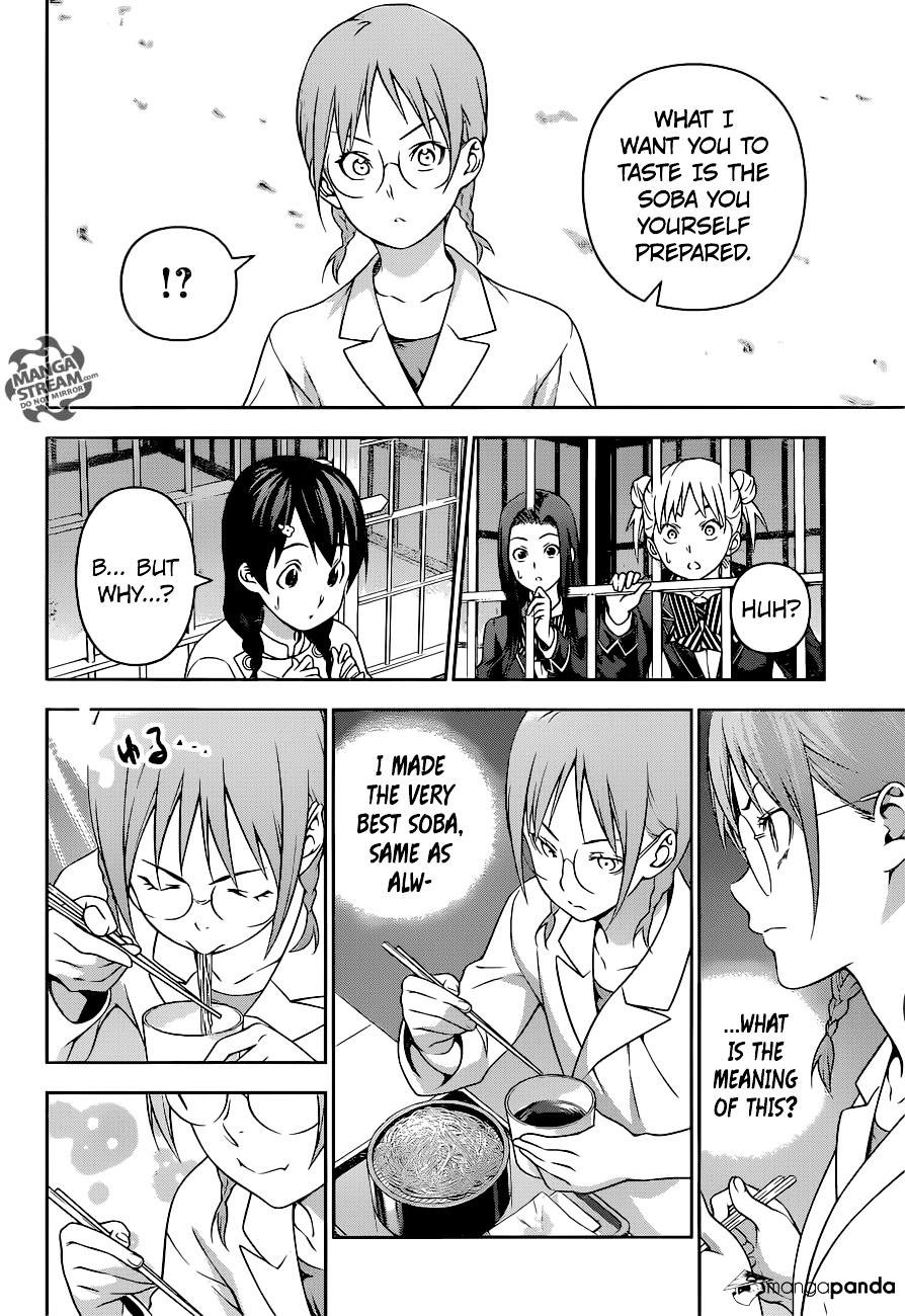 Shokugeki no Soma Chapter 214  Online Free Manga Read Image 5