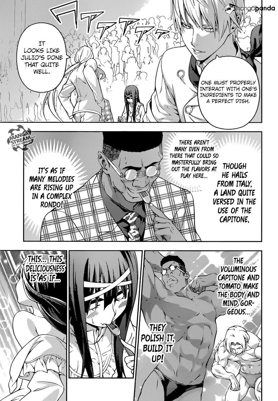 Shokugeki no Soma Chapter 215  Online Free Manga Read Image 15