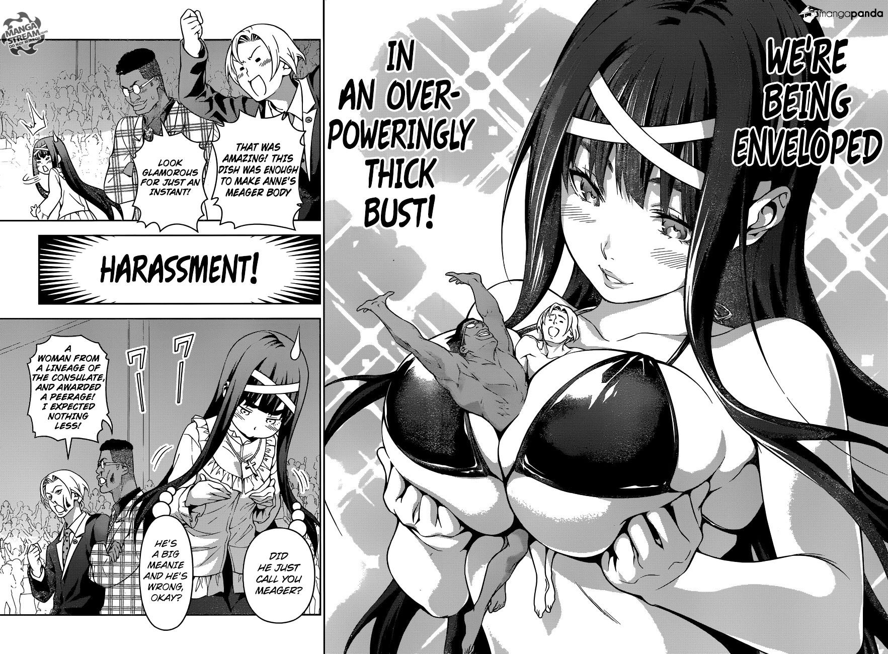 Shokugeki no Soma Chapter 215  Online Free Manga Read Image 16