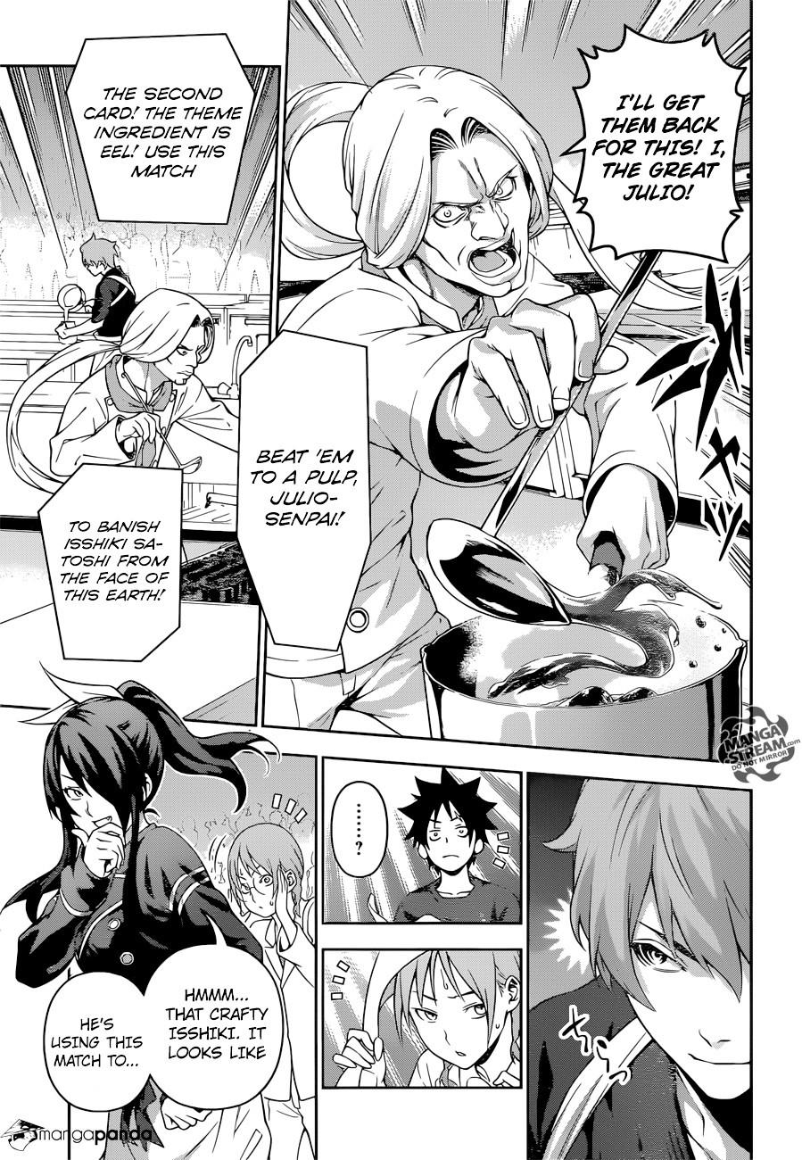 Shokugeki no Soma Chapter 215  Online Free Manga Read Image 7