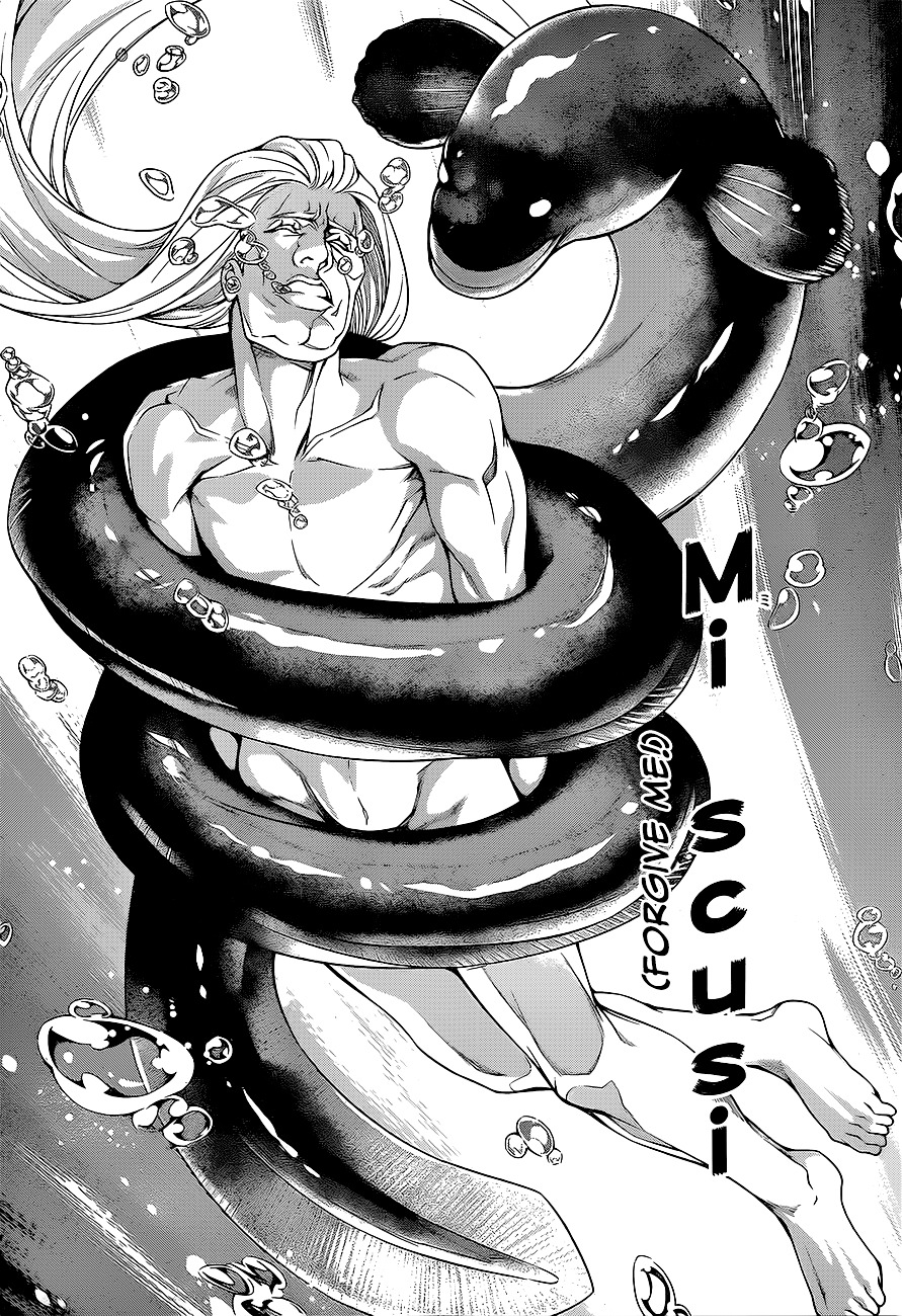 Shokugeki no Soma Chapter 216  Online Free Manga Read Image 19