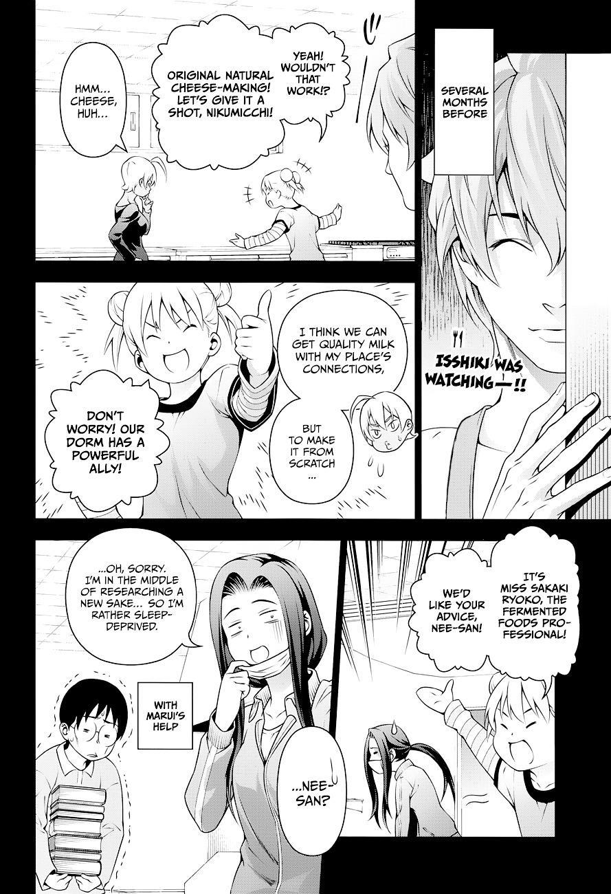 Shokugeki no Soma Chapter 216  Online Free Manga Read Image 3