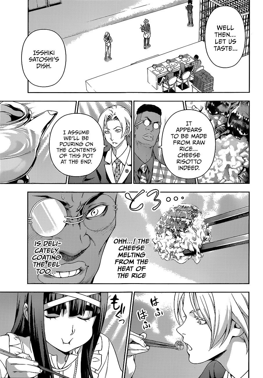 Shokugeki no Soma Chapter 216  Online Free Manga Read Image 8