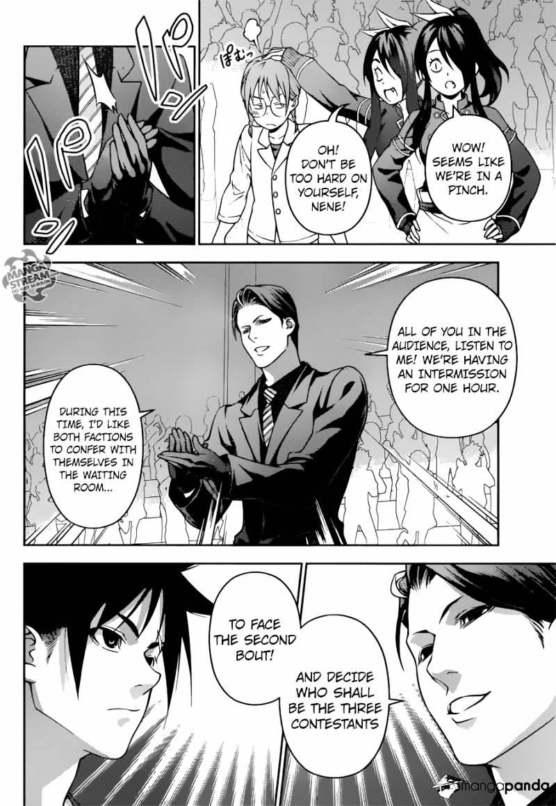 Shokugeki no Soma Chapter 217  Online Free Manga Read Image 15