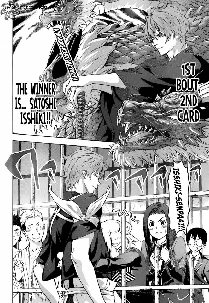 Shokugeki no Soma Chapter 217  Online Free Manga Read Image 3