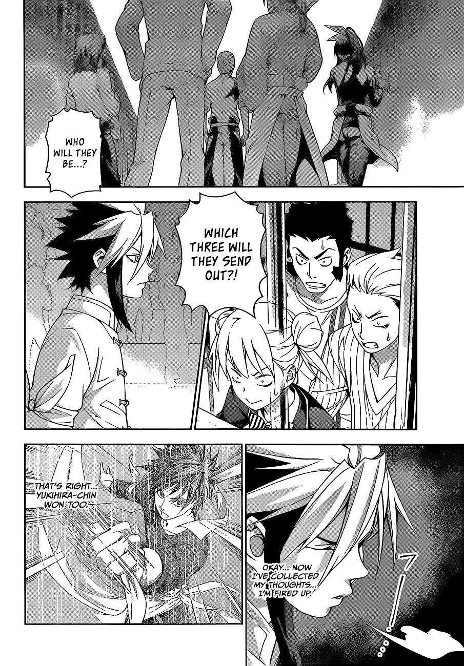 Shokugeki no Soma Chapter 218  Online Free Manga Read Image 15