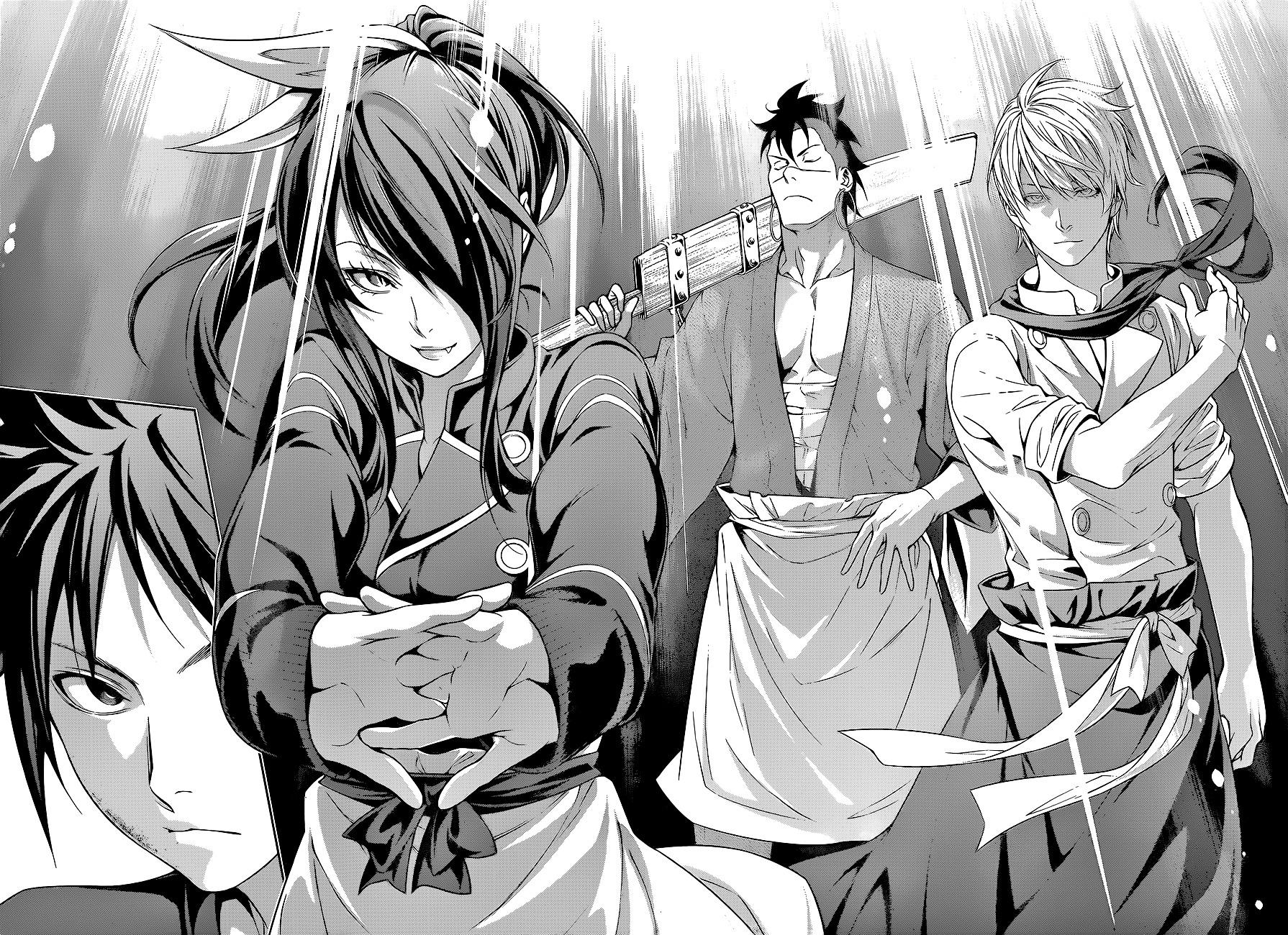 Shokugeki no Soma Chapter 218  Online Free Manga Read Image 17