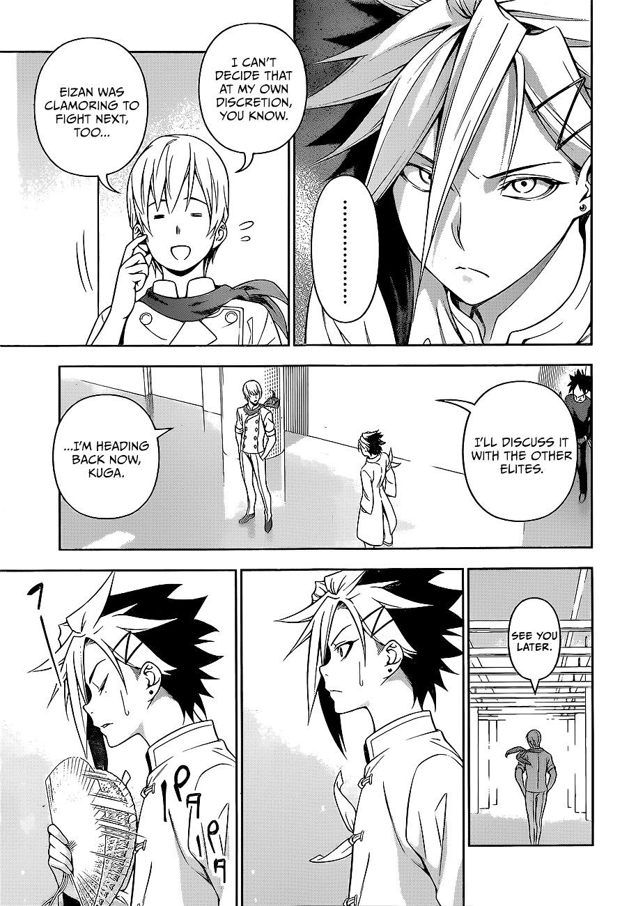 Shokugeki no Soma Chapter 218  Online Free Manga Read Image 6