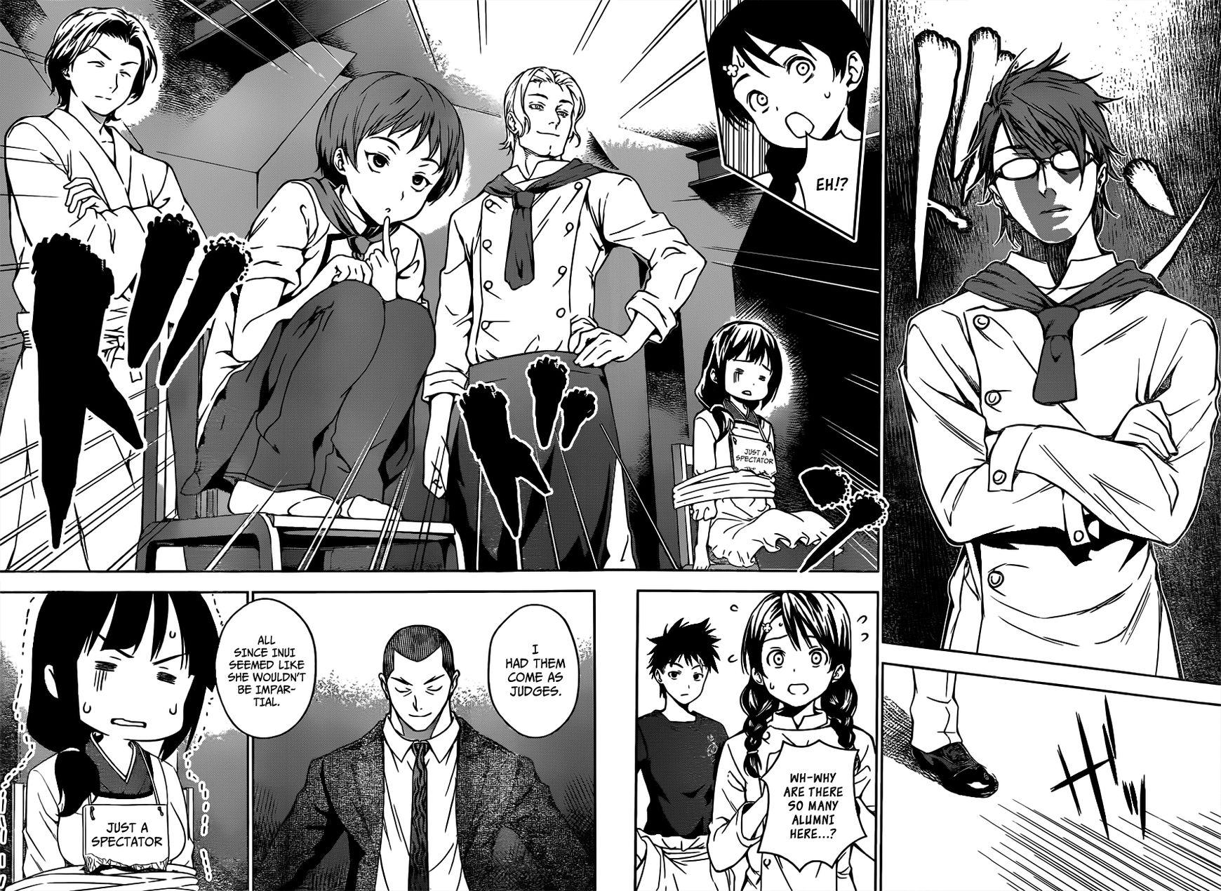 Shokugeki no Soma Chapter 22  Online Free Manga Read Image 15