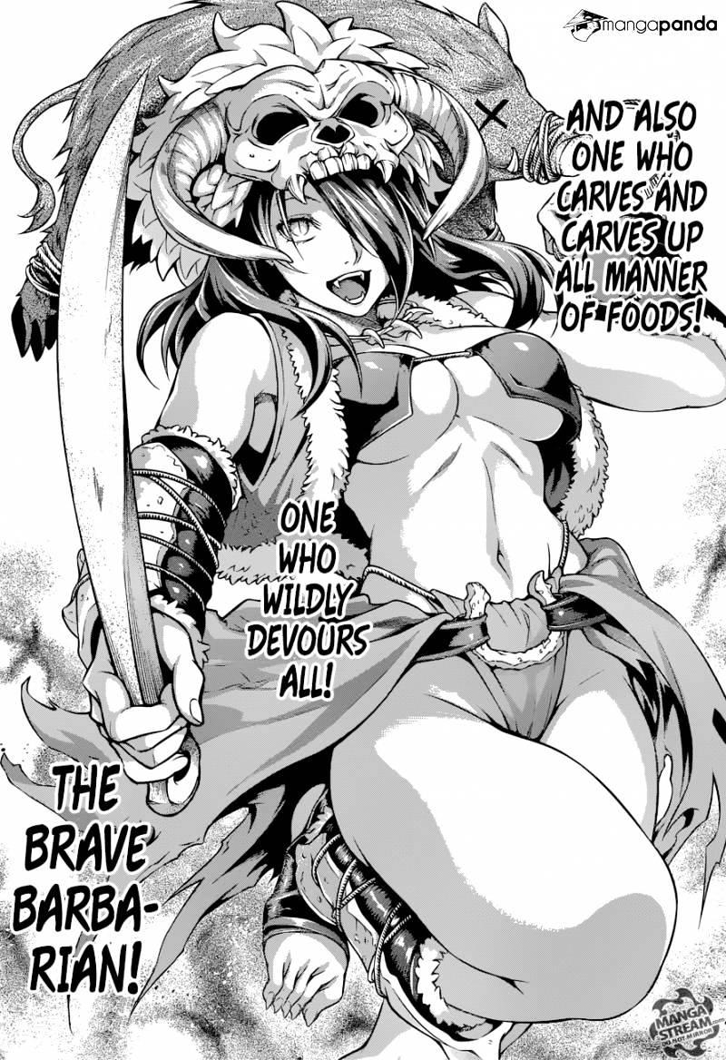 Shokugeki no Soma Chapter 220  Online Free Manga Read Image 16